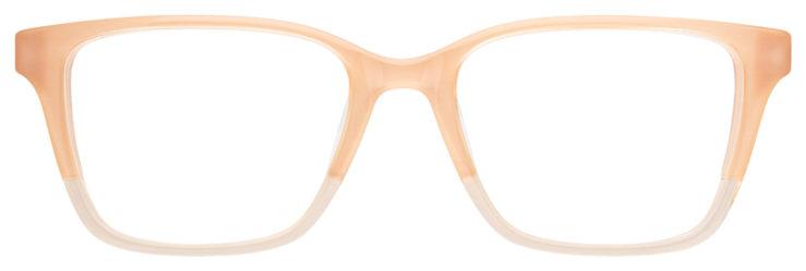 prescription-glasses-model-Calvin-Klein-CK19506-Clear-Peach-FRONT