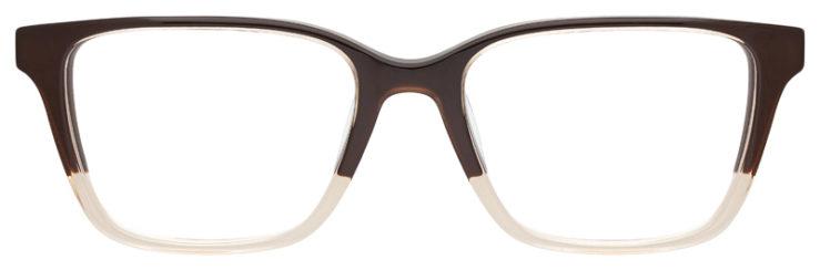 prescription-glasses-model-Calvin-Klein-CK19506-Clear-brown-FRONT
