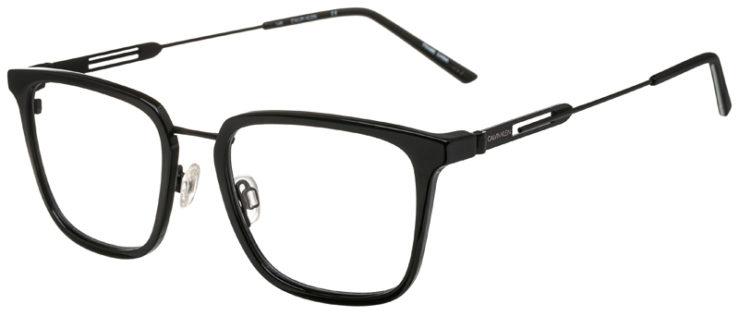 prescription-glasses-model-Calvin-Klein-CK19718F-Black-45