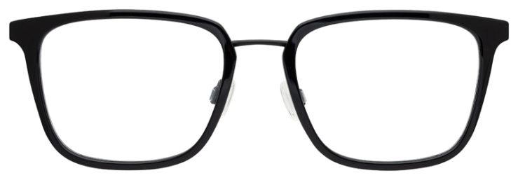 prescription-glasses-model-Calvin-Klein-CK19718F-Black-FRONT