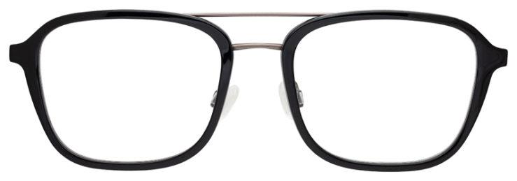prescription-glasses-model-Calvin-Klein-CK19719-Black-FRONT