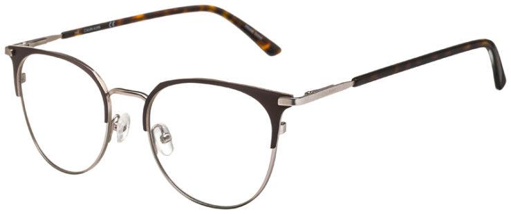 prescription-glasses-model-Calvin-Klein-CK20302-Matte-Brown-Silver-45