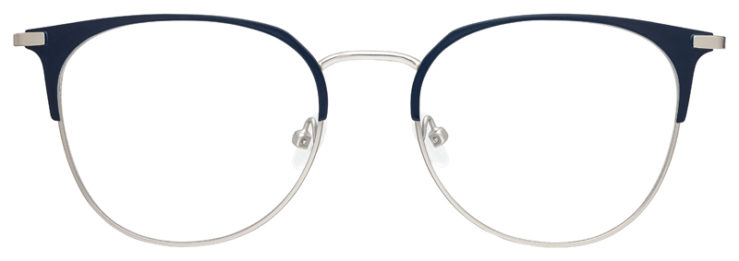 prescription-glasses-model-Calvin-Klein-CK20302-Navy-Silver-FRONT