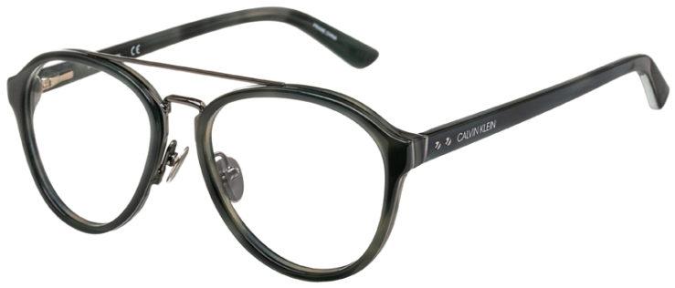prescription-glasses-model-Calvin-Klein-Ck18511-Green-Havana-45