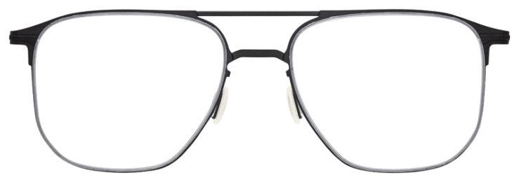 prescription-glasses-model-Flexon-B2004-Matte-Black-FRONT
