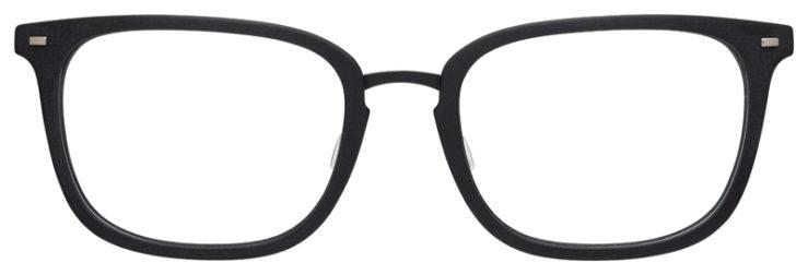 prescription-glasses-model-Flexon-B2020-Matte-Black-FRONT