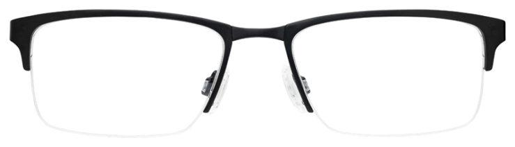 prescription-glasses-model-Flexon-E1040-Matte-Black-FRONT