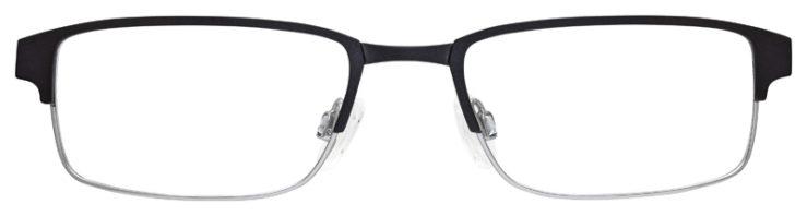 prescription-glasses-model-Flexon-E1072-Matte-Black-FRONT