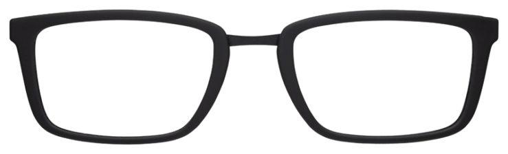prescription-glasses-model-Flexon-E1084-Matte-black-FRONT