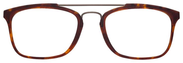 prescription-glasses-model-Flexon-E1087-Havana-FRONT