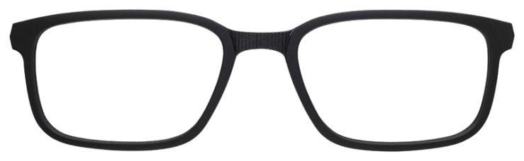 prescription-glasses-model-Flexon-E1115-Matte-Black-FRONT