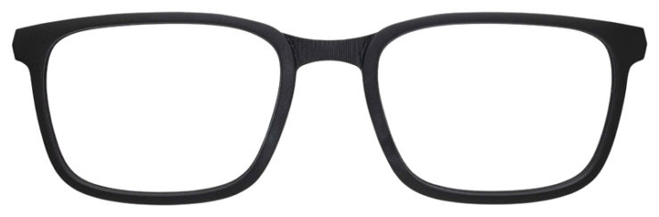 prescription-glasses-model-Flexon-E1116-Matte-Black-FRONT