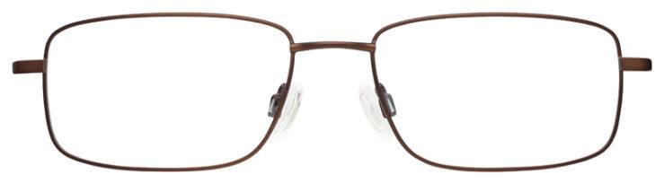 prescription-glasses-model-Flexon-H6002-Brown-FRONT