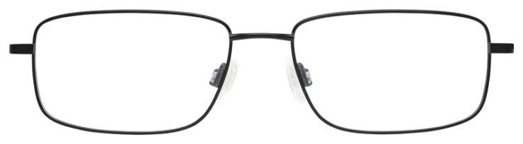 prescription-glasses-model-Flexon-H6002-Matte-Black-FRONT
