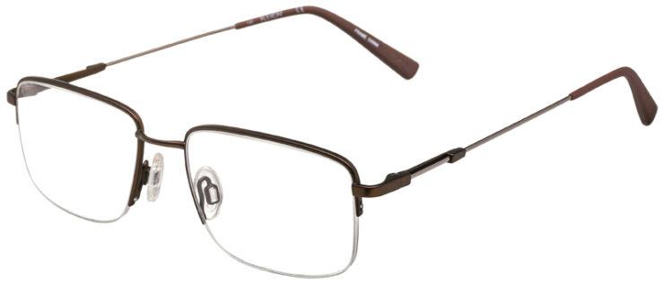 prescription-glasses-model-Flexon-H6003-Brown-45