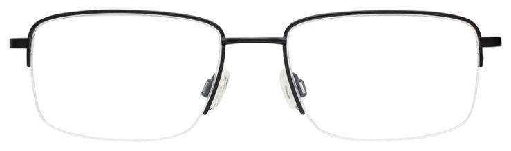 prescription-glasses-model-Flexon-H6003-Matte-Black-FRONT