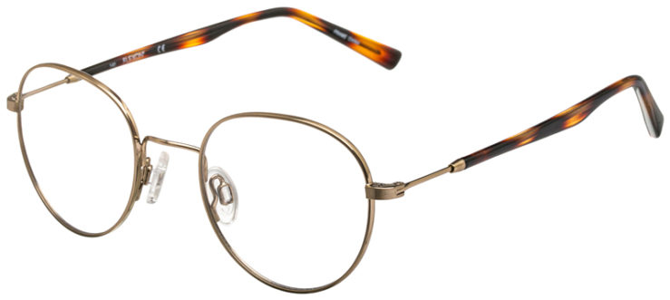 prescription-glasses-model-Flexon-H6010-Gold-45