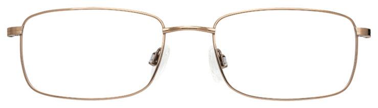 prescription-glasses-model-Flexon-H6012-Brown-FRONT
