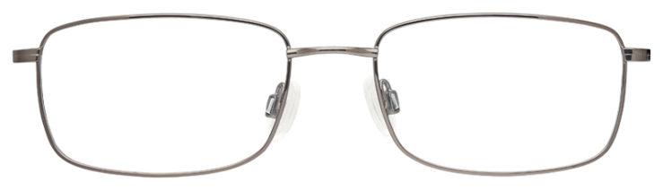 prescription-glasses-model-Flexon-H6012-Gunmetal-FRONT