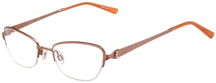 prescription-glasses-model-Flexon-Loretta-Rose-Gold-45
