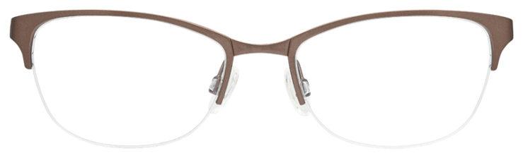 prescription-glasses-model-Flexon-Mae-Brown-FRONT