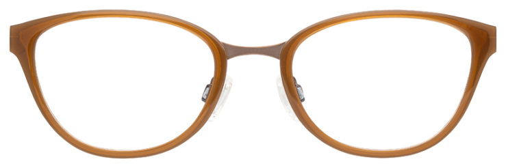 prescription-glasses-model-Flexon-W3011-Tan-FRONT