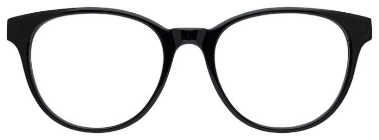 prescription-glasses-model-Lacoste-L2834-Black-light-pink-FRONT