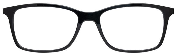 prescription-glasses-model-Ray-Ban-RB7047-Black-Red-FRONT