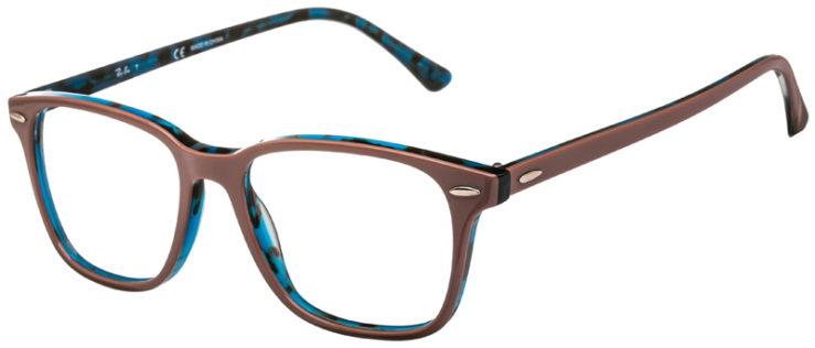 prescription-glasses-model-Ray-Ban-RB7119-Mauve-Blue-45