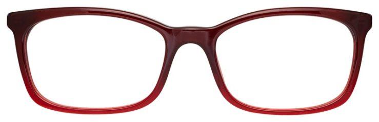 prescription-glasses-model-Burberry-BE2243Q-Red–FRONT
