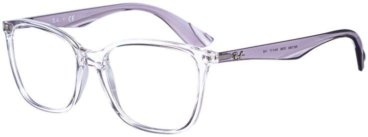 prescription-glasses-model-Ray-Ban-RB7066-Clear-45