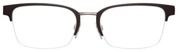 prescription-glasses-model-Burberry-BE1308-Gunmetal-FRONT