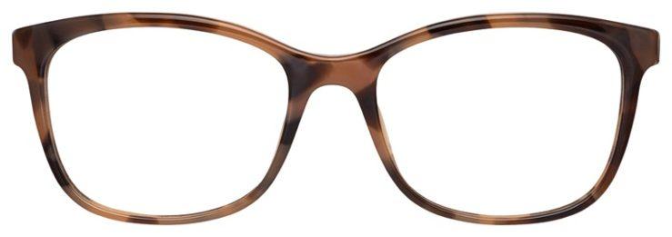 prescription-glasses-model-Burberry-BE2242-Havana-Tortoise-FRONT