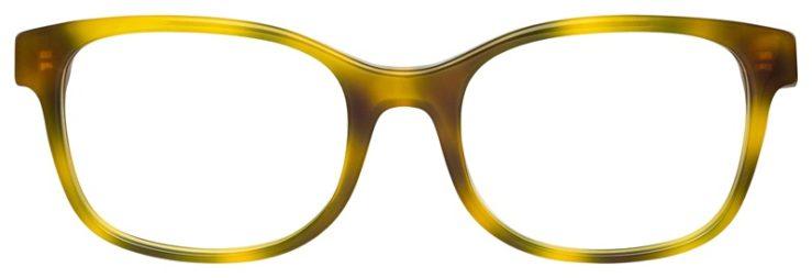 prescription-glasses-model-Burberry-BE2263-Green-Tortoise-FRONT