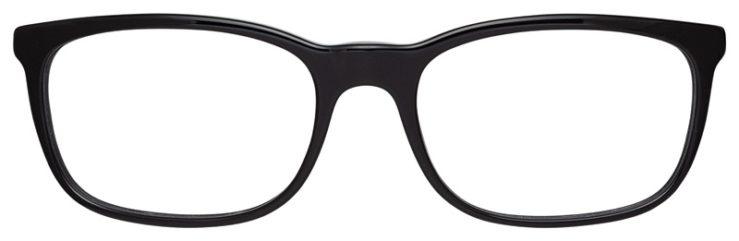 prescription-glasses-model-Burberry-BE2267-Black-FRONT