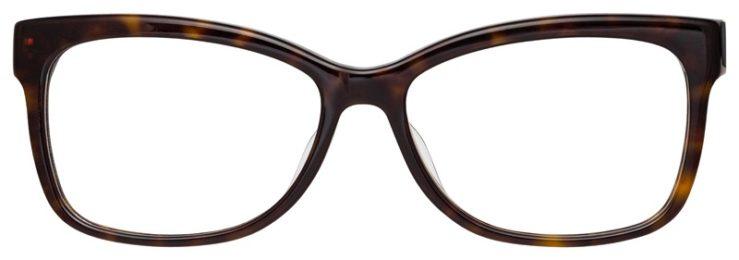 prescription-glasses-model-Michael-Kors-MK4064F-Tortoise-FRONT