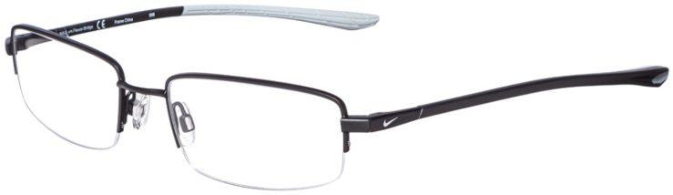 prescription-glasses-model-Nike-4302-Matte-Black-45