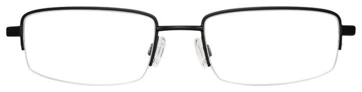 prescription-glasses-model-Nike-4302-Matte-Black-FRONT