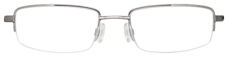 prescription-glasses-model-Nike-4302-Silver-FRONT