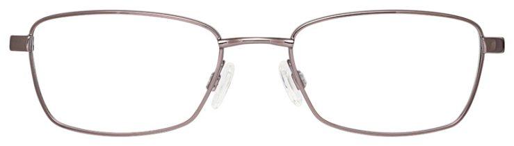 prescription-glasses-model-Nike-4642-Silver-FRONT
