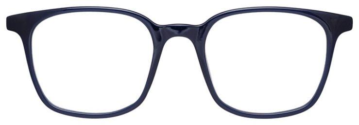 prescription-glasses-model-Nike-7124-Navy-FRONT