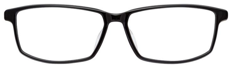 prescription-glasses-model-Nike-7913AF-Black-FRONT