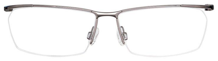 prescription-glasses-model-Nike-7918AF-Silver-FRONT