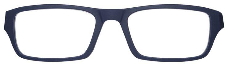 prescription-glasses-model-Oakley-Chamfer–Matte-Navy-FRONT
