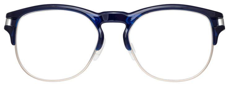 prescription-glasses-model-Oakley-Latch-Key-RX-Blue-FRONT