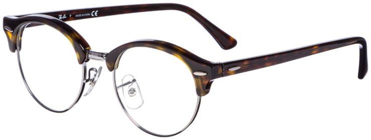 prescription-glasses-model-Ray-Ban-RB4246V-Yellow-Tortoise-45