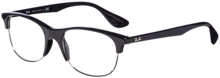 prescription-glasses-model-Ray-Ban-RB4319V-Black-45