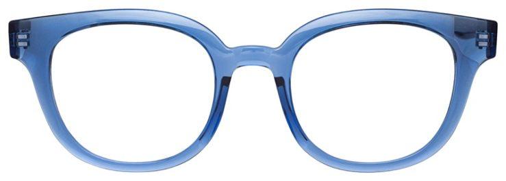 prescription-glasses-model-Ray-Ban-RB4324V-Clear-Blue-FRONT