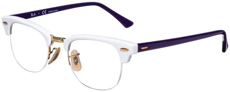 prescription-glasses-model-Ray-Ban-RB4354V-White-45