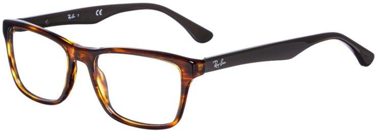 prescription-glasses-model-Ray-Ban-RB5279-Havana-Tortoise-45